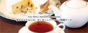 春のAnnaMaria